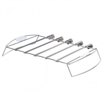 Outback Kebab Rack and 5 Skewers (OUT370593)