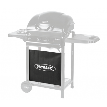 Outback Omega 250 Front Screen