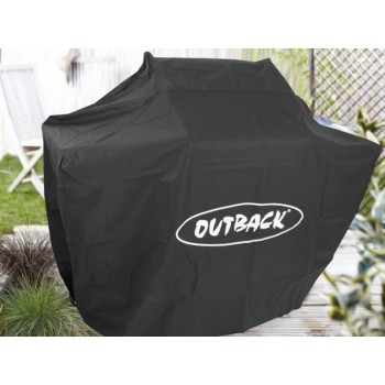 Outback Premium Cover to fit 6 Burner Hooded BBQ (Large)(OUT370047)