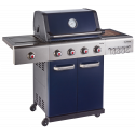 Outback Jupiter 4 Burner Hybrid (2021 Model) BBQ Blue (OUT370766)