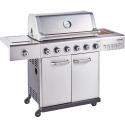 Outback Jupiter 6 Burner Hybrid (2020 Model) BBQ Stainless Steel (OUT370768)
