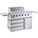 Outback Signature II 4 Hybrid (2021 model) Gas BBQ (OUT370759)