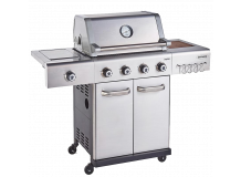 Outback Jupiter 4 Burner Hybrid (2020 Model) BBQ Stainless Steel (OUT370767)