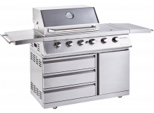 Outback Signature II 4 Hybrid (2020 model) Gas BBQ (OUT370759)