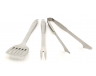 Outback Stainless Steel 3 Piece BBQ Tool Set (OUT370184)